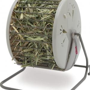 Rollin The Hay Feeder 7″
