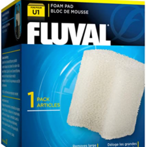 Fluval U1 Filter Foam Pad 1 Pack