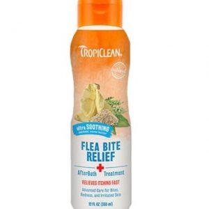 Tropiclean Flea & Tick Afterbath 355Ml
