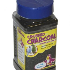 Bird House Crushed Charcoal 250G