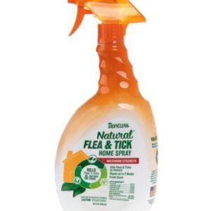 Tropiclean Flea + Tick Home Spray 946Ml