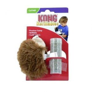 KONG Catnip Beaver Toy 22Cm