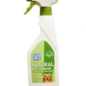 Out Natural Pest Wash 500Ml