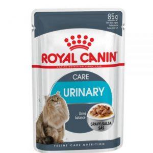 Royal Canin Cat Urinary Care Gravy 12x85G