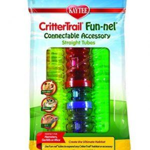 Kaytee Crittertrail Fun-nel Value 4 Pack