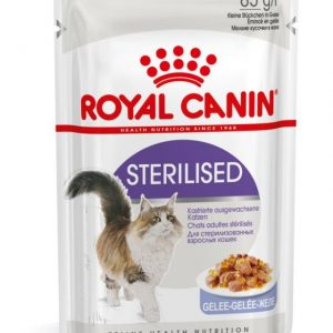 Royal Canin Cat Sterilised Gravy 12x85G