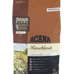 Acana Ranchlands Beef/Lamb 11.4Kg