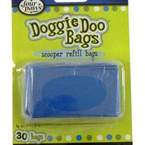 Doggie Doo Scooper Refill Bags 30Pk
