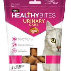 Vet IQ Cat Healthy Bites Urinary Care 65G