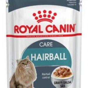 Royal Canin Cat Hairball Care Gravy 12x85G