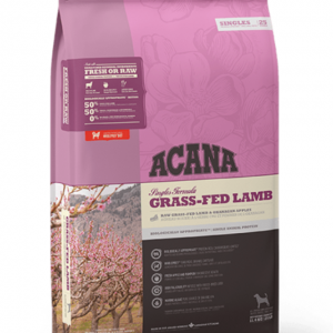Acana Dog Grass Fed Lamb
