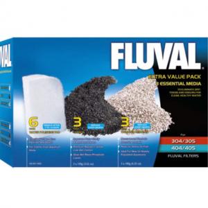 Fluval Value Media 3Pack 305/405
