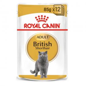 Royal Canin British Shorthair Wet Pouch 85G