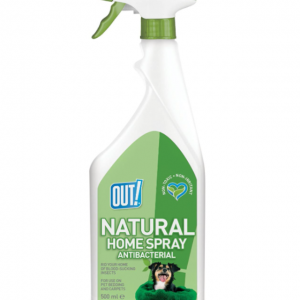 Out Natural Home Spray 500Ml