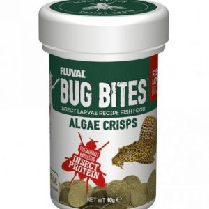 Fluval Bug Bites Algae Wafers 40G