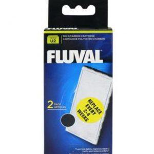 Fluval U2 Poly Carbon Cartridge