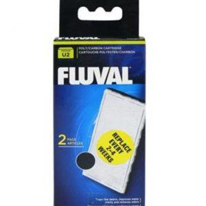 Fluval U2 Cartridge 2 Pack
