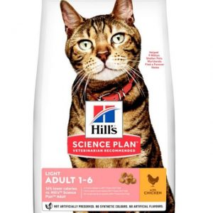 Hills Cat Light 1-6