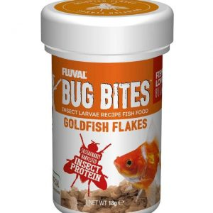 Fluval Bug Bites Goldfish Flake