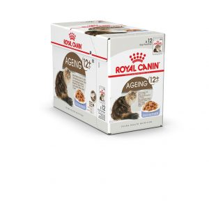 Royal Canin Cat Ageing 12+ Jelly 85G
