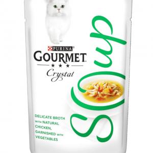 Gourmet Soup Chicken & Veg 4x40g