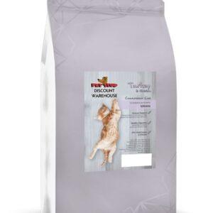 Connoisseur Kitten – Turkey & Chicken