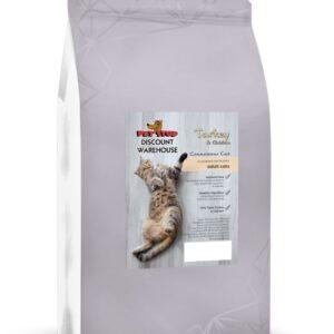 Connoisseur Cat Adult Cat – Turkey & Chicken