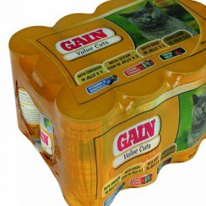 Gain Value Cuts Cat 12 Pack