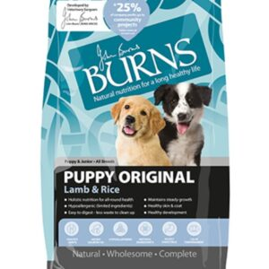 Burns Puppy Original Lamb & Rice
