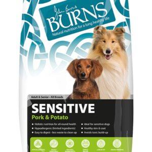 Burns Sensitive Pork & Potato