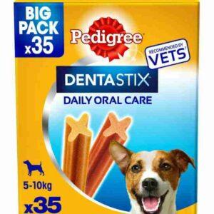 Pedigree Dentastix Megapack Small 35pk