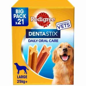 Pedigree Dentastix Megapack Large 21pk