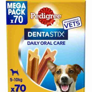 Pedigree Dentastix Megapack Small 70pk