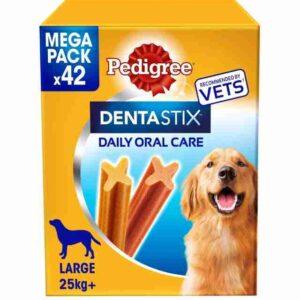 Pedigree Dentastix Megapack Large 42pk