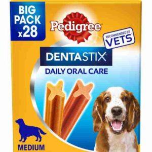 Pedigree Dentastix Megapack Medium 28pk