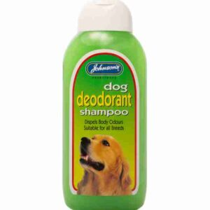 Johnsons Deodorant Shampoo