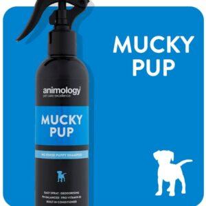Animology Mucky Pup No Rinse Shampoo