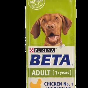 Beta Adult Dog Chicken