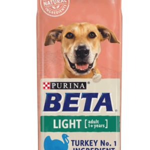 Beta Adult Dog Light Turkey