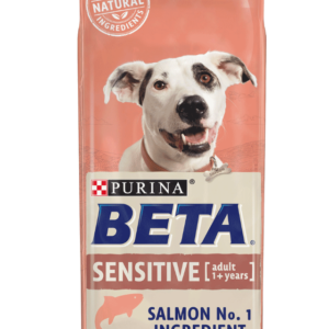 Beta Sensitive Dog Salmon