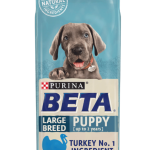 Beta Puppy Large Breed Turkey