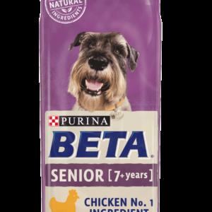 Beta Senior Dog Chicken
