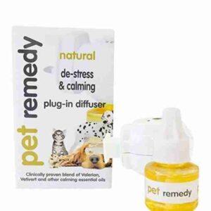 Pet Remedy Plug In De-Stress Diffuser