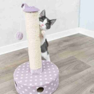 Junior Scratching Post With Ball 47cm