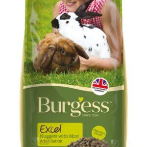 Burgess Exel Adult Rabbit 2kg