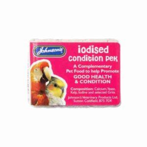 Johnsons Iodised Conditioning Peck