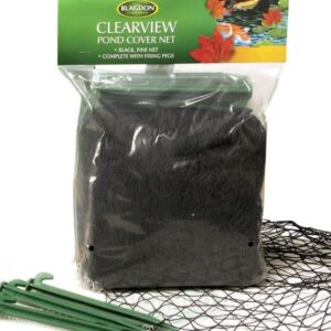 Clearview Pond Cover Net 6Mx10M