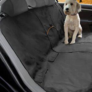 Kurgo Black Bench Seat Cover