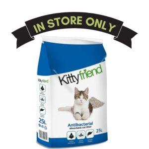 KittyFriend AntiBac Cat Litter 25L