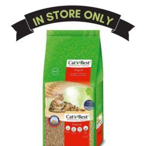 CatBest Oki Plus Cat Litter 30L